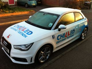 Chilled Driving Tuition