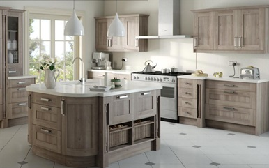 Affordable Dream Kitchen and Bedrooms