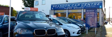 Brandon Car Centre