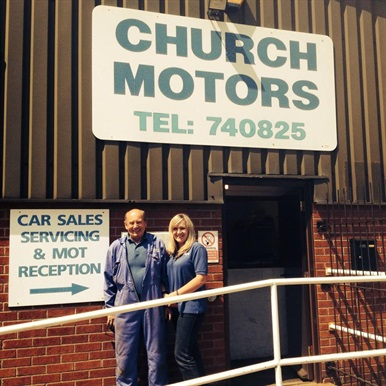 Church Motors