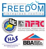 Freedom Fibreglass Roofing